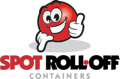 Spot Roll-off Containers